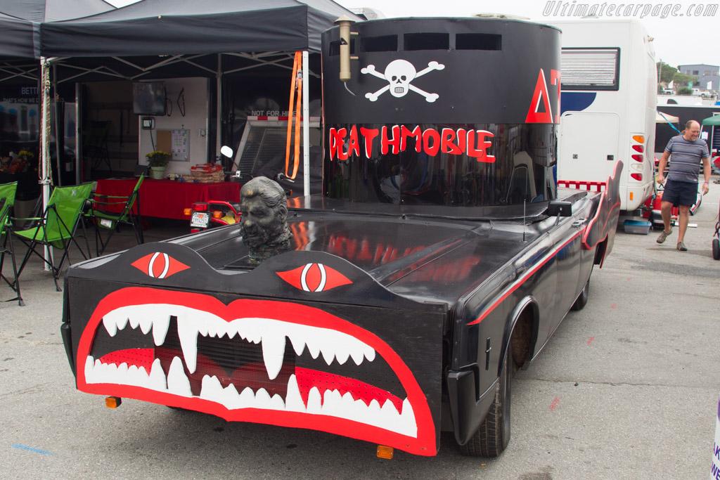 Deathmobile    - 2017 Monterey Motorsports Reunion