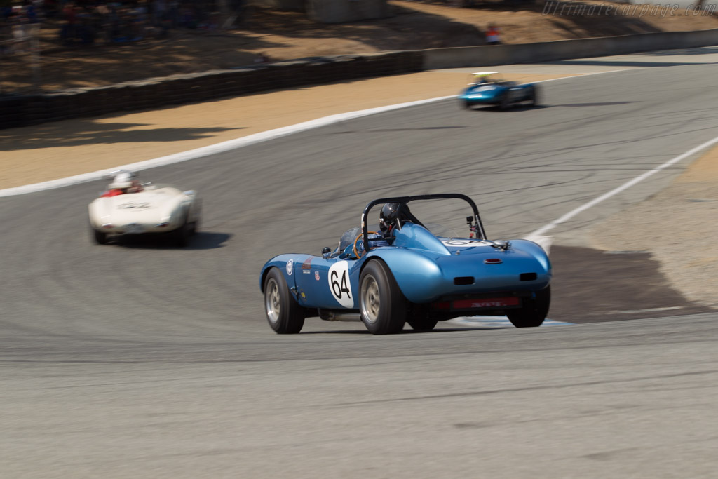 Echidna Special - Chassis: 01 - Driver: Bob Hardison  - 2017 Monterey Motorsports Reunion