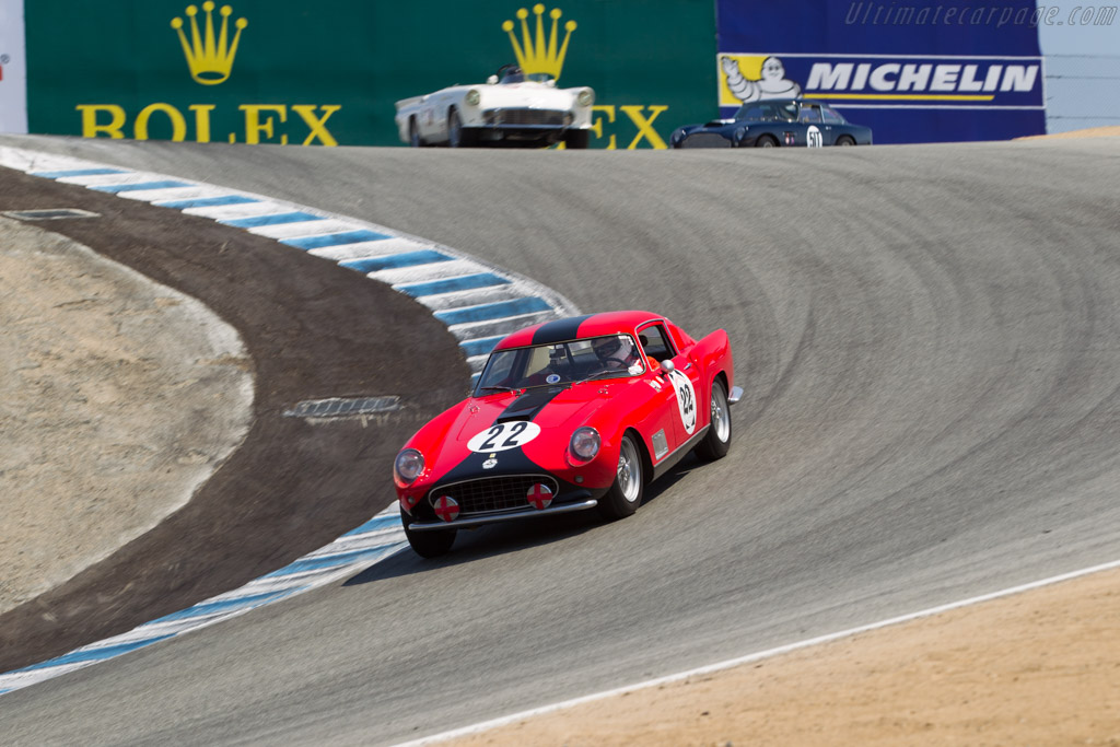 Ferrari 250 GT Tour de France - Chassis: 0881GT - Driver: Robert Bodin  - 2017 Monterey Motorsports Reunion