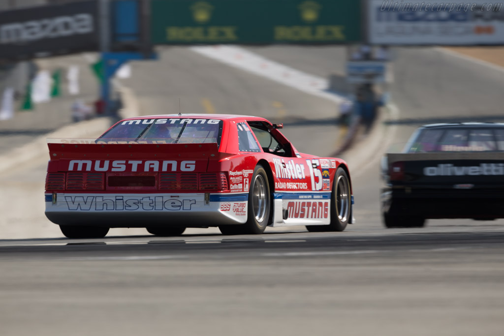 Ford Mustang - Chassis: 011 - Driver: Chris Liebenberg  - 2017 Monterey Motorsports Reunion