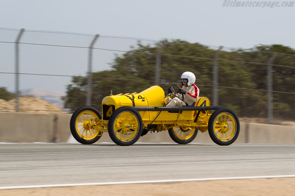 Ford Roadster - Chassis: 3695820 - Driver: Ed Archer  - 2017 Monterey Motorsports Reunion