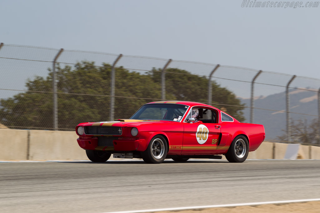 Ford Shelby Mustang GT350 - Chassis: SFM6S644 - Driver: Nick DeVitis  - 2017 Monterey Motorsports Reunion
