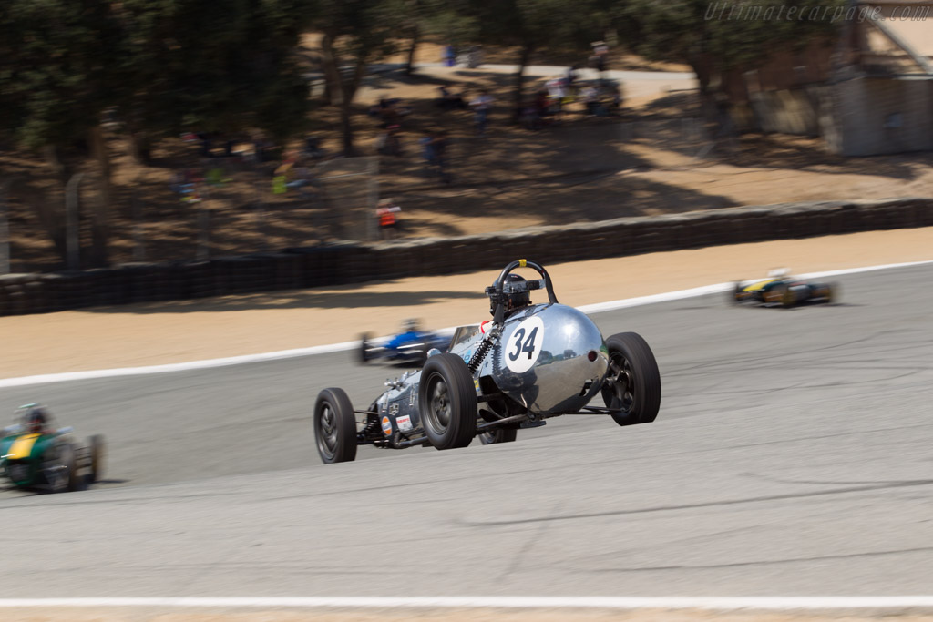 Gemini Mk2 - Chassis: 1 - Driver: Michael Sexton  - 2017 Monterey Motorsports Reunion