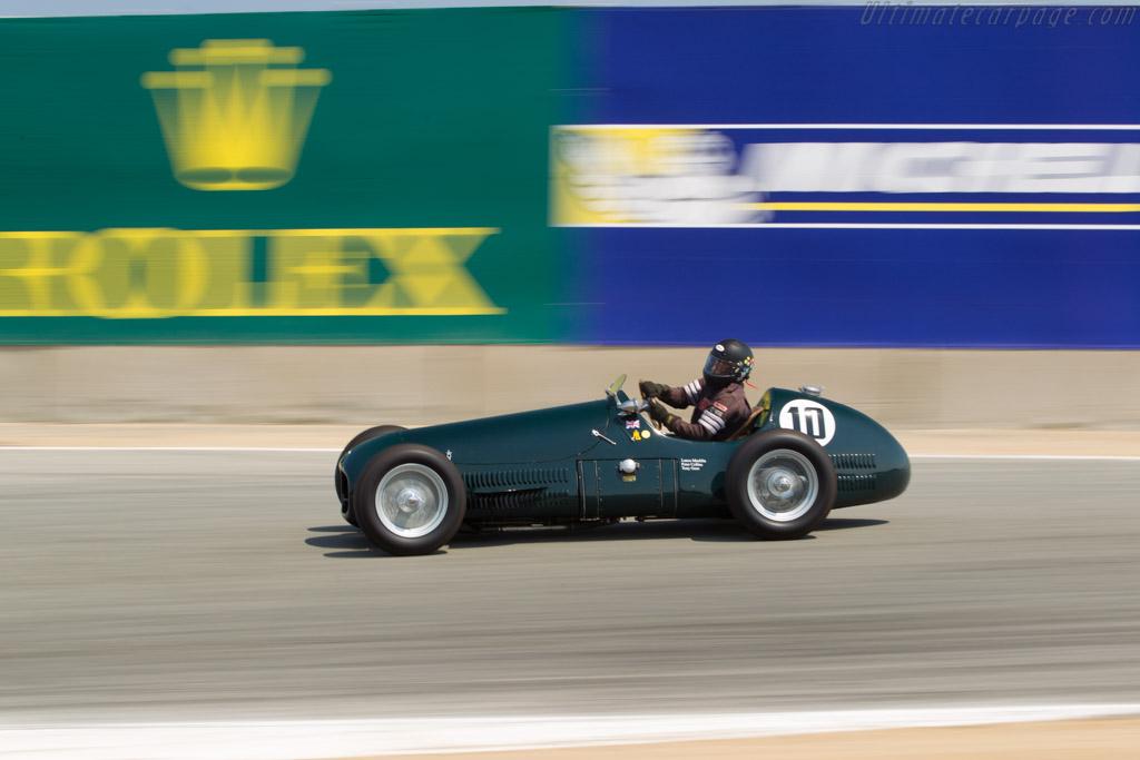 HWM Alta Grand Prix - Chassis: 52/107 - Driver: Mark Sange  - 2017 Monterey Motorsports Reunion