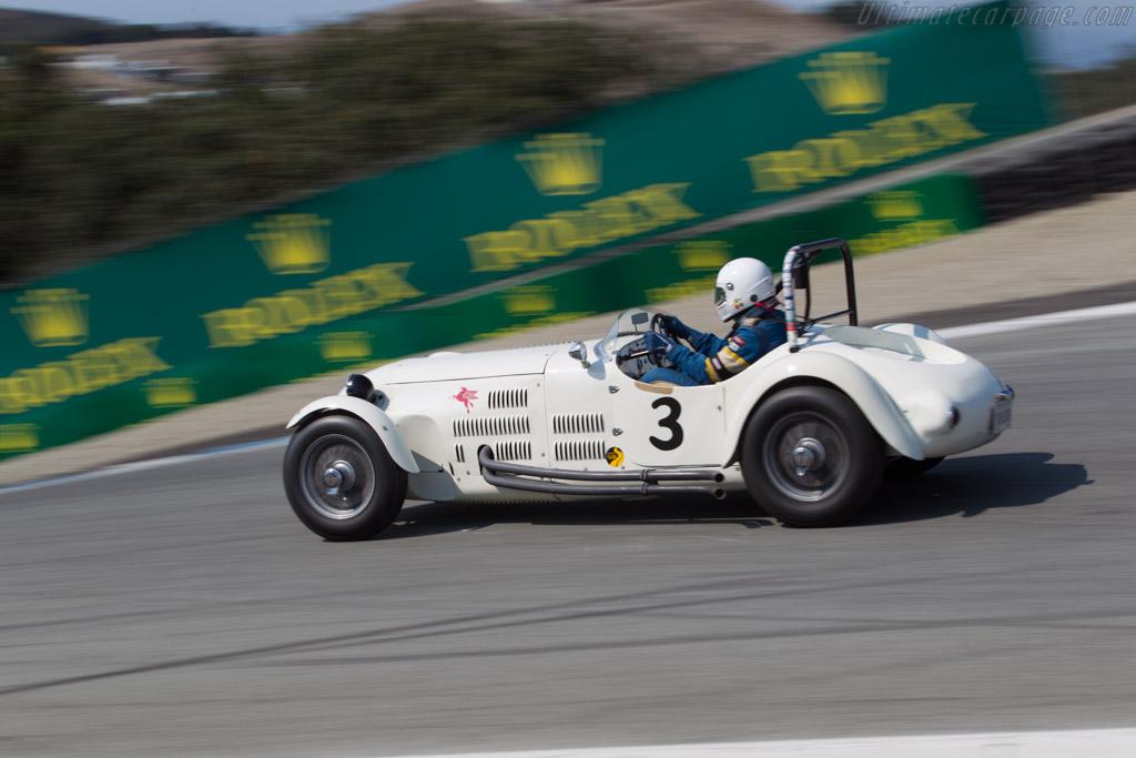 Jaguar Parkinson Special - Chassis: 670191 - Driver: John Buddenbaum  - 2017 Monterey Motorsports Reunion