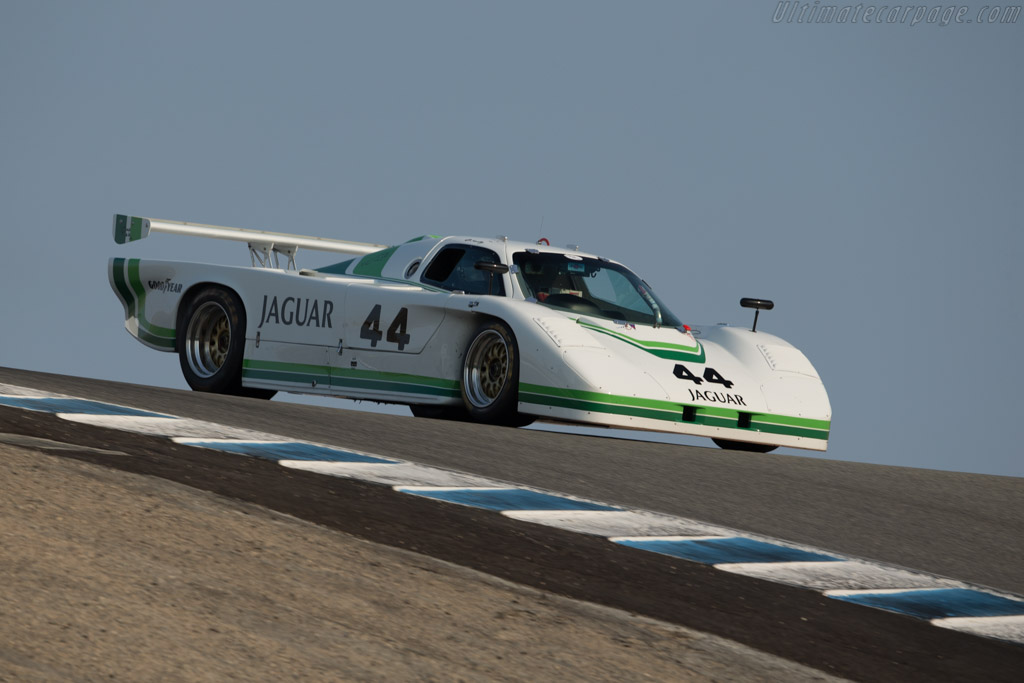 Jaguar XJR-5 - Chassis: XJR-5/010 - Driver: Randall Smalley Sr  - 2017 Monterey Motorsports Reunion