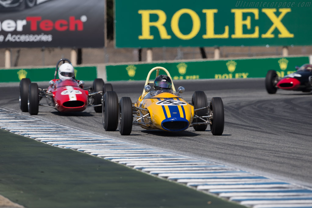 Lola Mk5A - Chassis: BRJ56 - Driver: James Claridge  - 2017 Monterey Motorsports Reunion