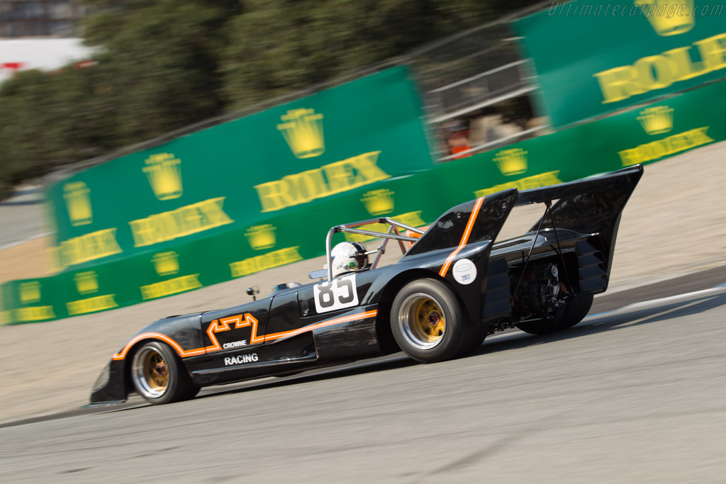Lola T292 - Chassis: HU55 - Entrant: Grant Reid - Driver: Tony Sinclair  - 2017 Monterey Motorsports Reunion