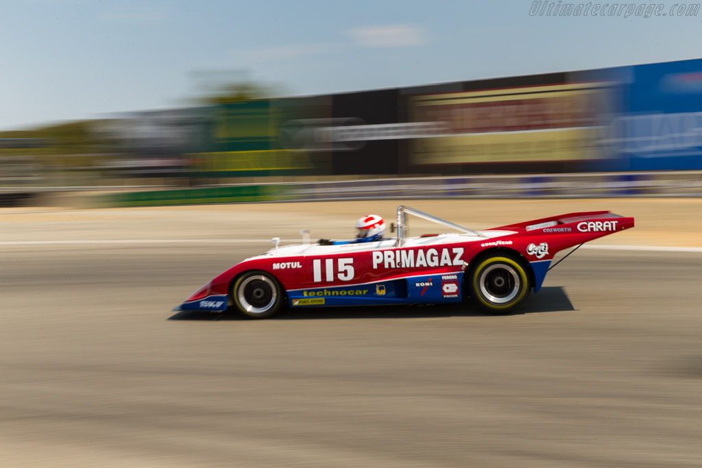 Lola T294 - Chassis: HU65 - Driver: Cal Meeker  - 2017 Monterey Motorsports Reunion