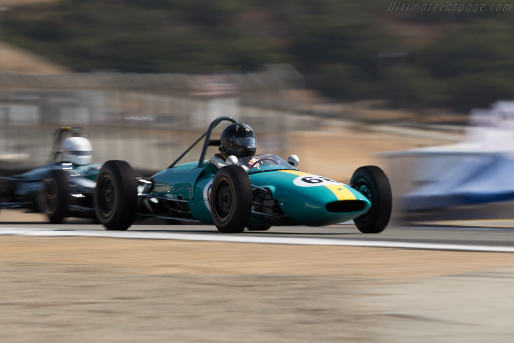 Lotus 22 - Chassis: 22-F3-68 - Driver: Mitch McCullough  - 2017 Monterey Motorsports Reunion