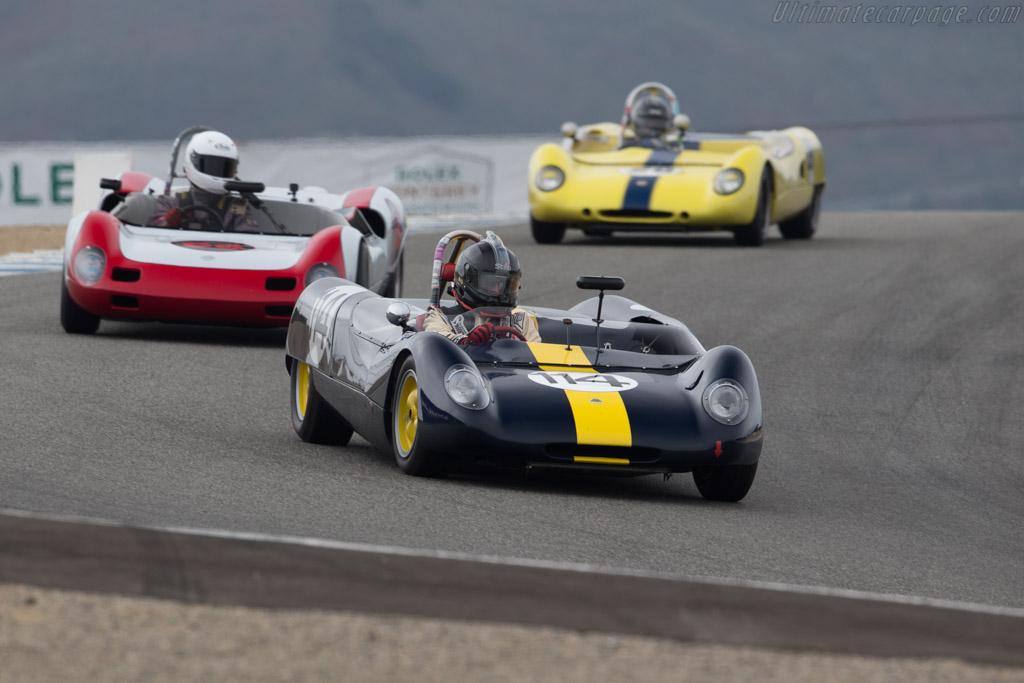 Lotus 23 - Chassis: 23-S-103 - Driver: Robert Davis  - 2017 Monterey Motorsports Reunion