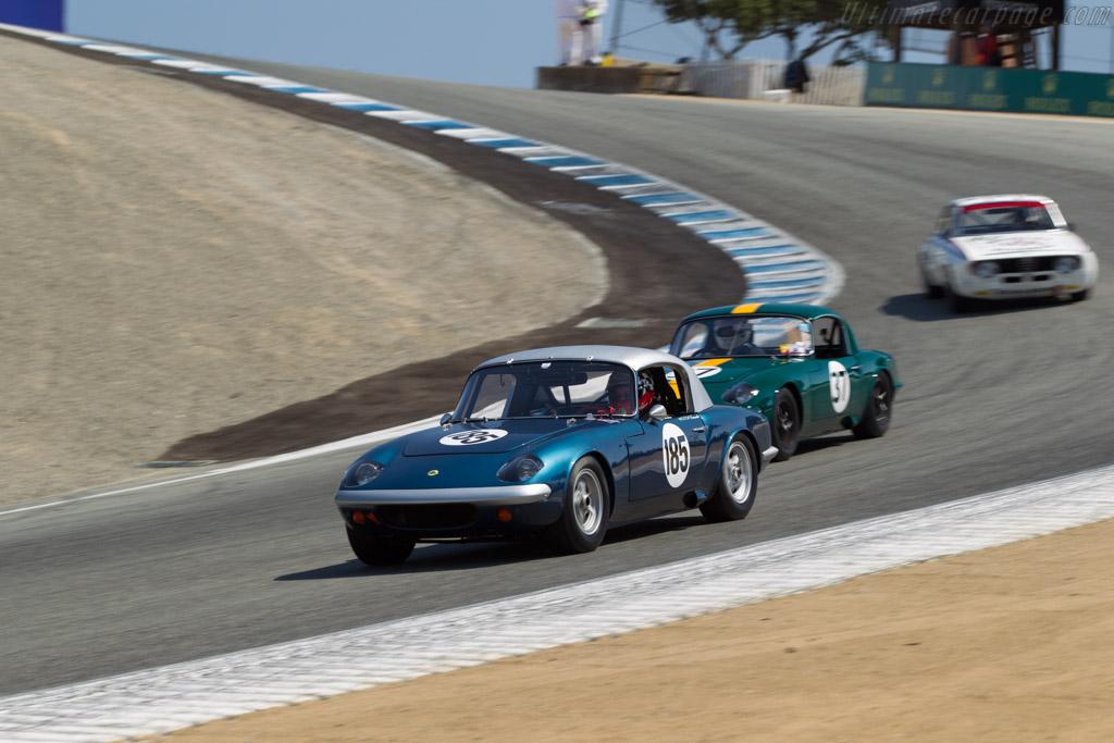 Lotus Elan - Chassis: 26/5803 - Driver: Dalmo da Vasconcelos  - 2017 Monterey Motorsports Reunion