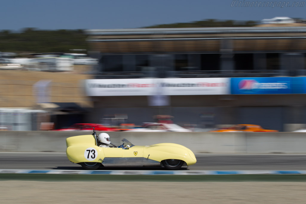 Lotus Eleven - Chassis: 258 - Driver: Randy Hill  - 2017 Monterey Motorsports Reunion