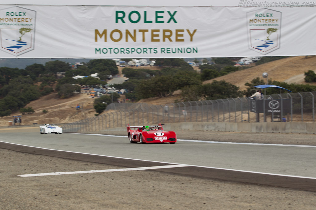 March 73S - Chassis: 17 - Driver: Keita Tanaka  - 2017 Monterey Motorsports Reunion
