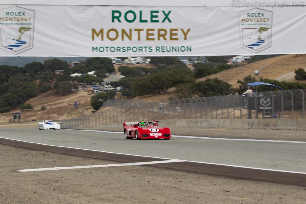 March 73S - Chassis: 17 - Driver: Keita Tanaka  - 2017 Monterey Motorsports Reunion