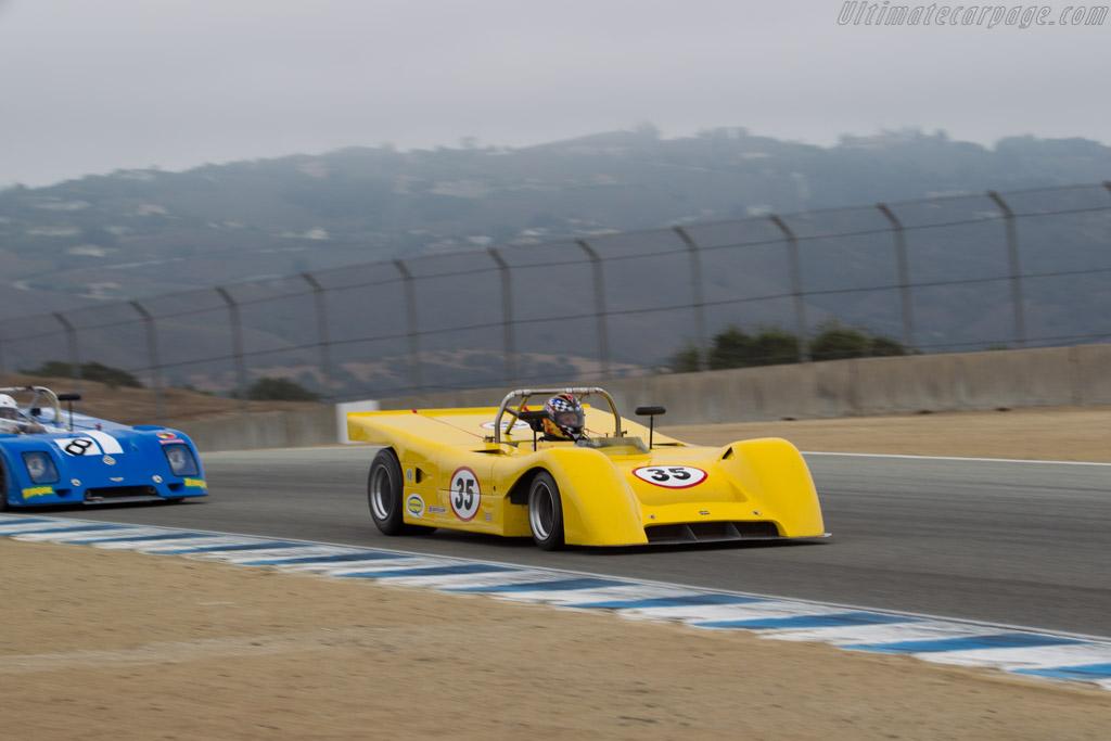 Martin BM-8 - Chassis: 1 - Driver: Howard Matloff  - 2017 Monterey Motorsports Reunion