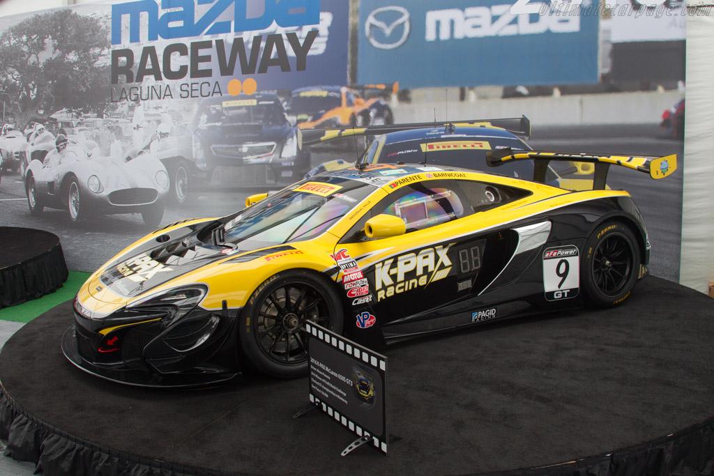 McLaren 650S GT3    - 2017 Monterey Motorsports Reunion