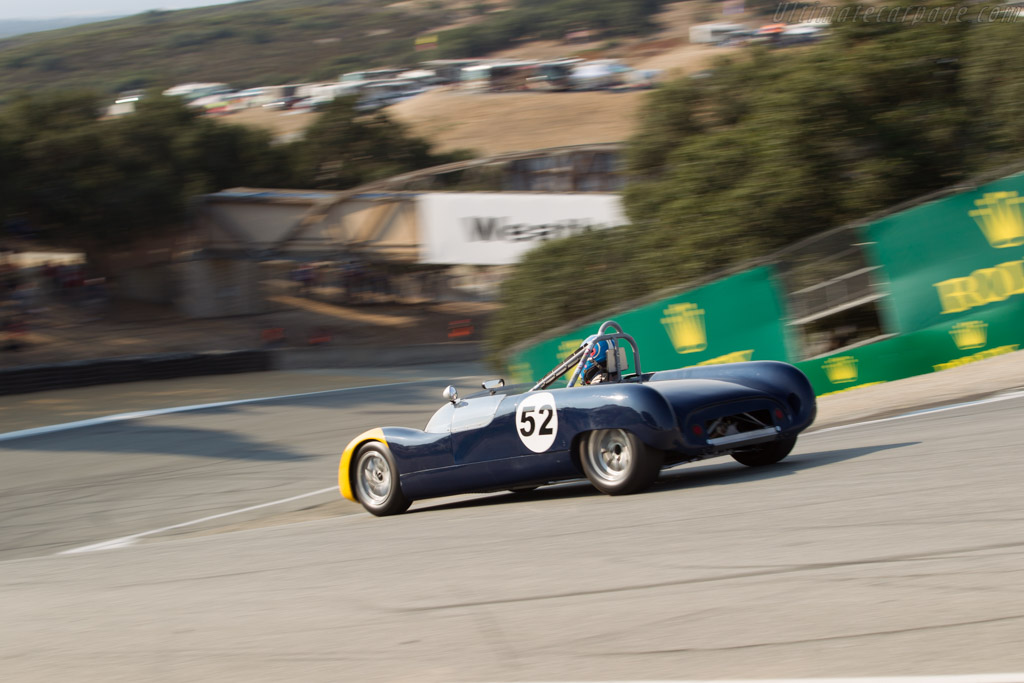 Merlyn Mk6 - Chassis: 62RS - Driver: Mark Osborne  - 2017 Monterey Motorsports Reunion