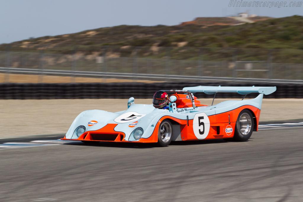 Mirage M6 - Chassis: M6/300/605 - Driver: Alex MacAllister  - 2017 Monterey Motorsports Reunion