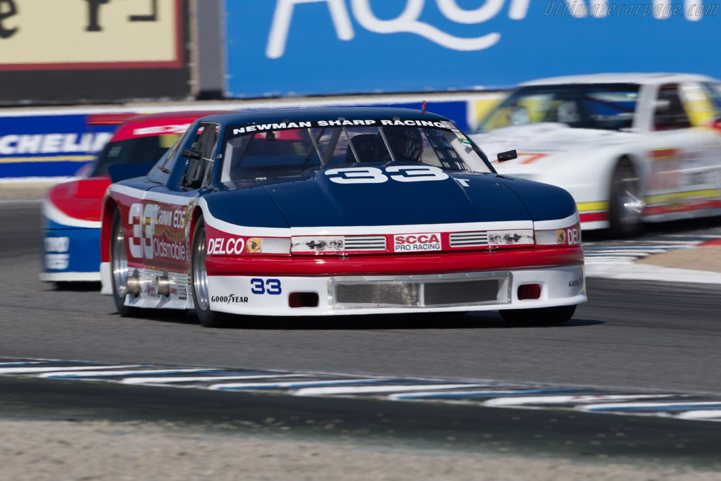 Oldsmobile Cutlass Supreme - Chassis: 901 - Driver: Bob Hardison  - 2017 Monterey Motorsports Reunion