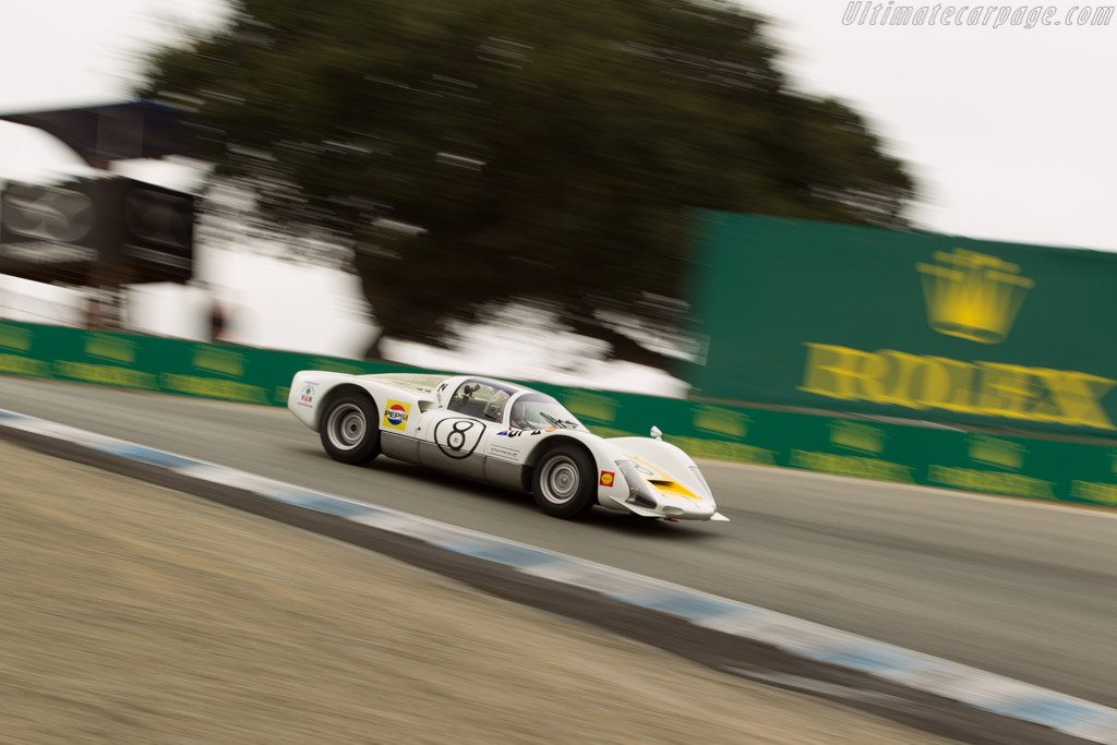 Porsche 906 - Chassis: 906-113 - Driver: Yukinori Suzuki  - 2017 Monterey Motorsports Reunion