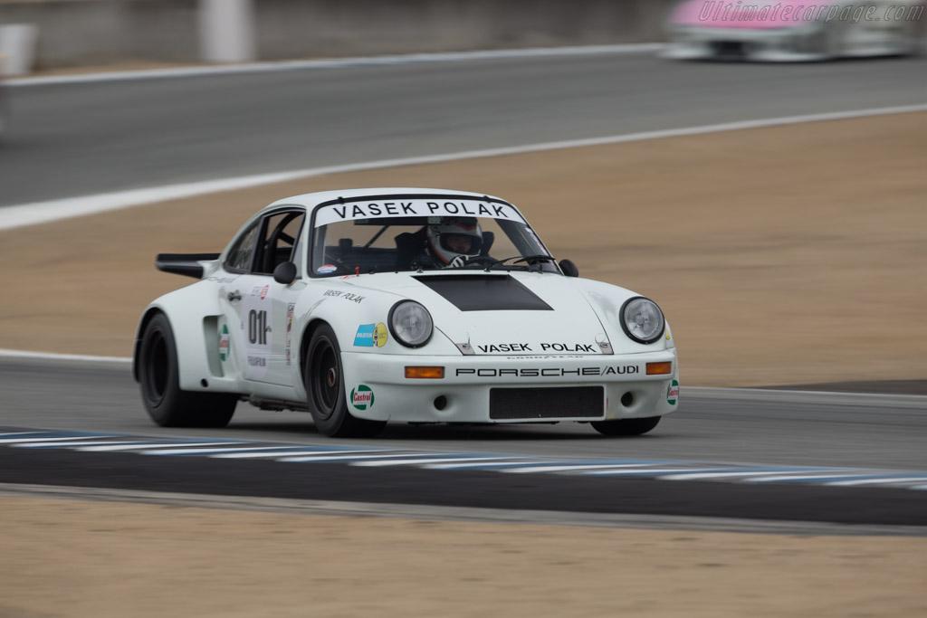 Porsche 911 Carrera RSR 3.0 - Chassis: 911 560 9120 - Driver: Alan Terpins  - 2017 Monterey Motorsports Reunion
