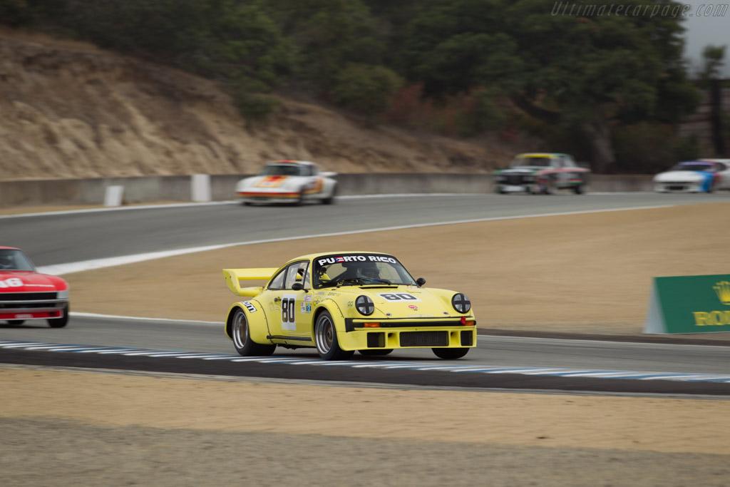 Porsche 934 - Chassis: 930 670 0161 - Driver: William Kincaud  - 2017 Monterey Motorsports Reunion