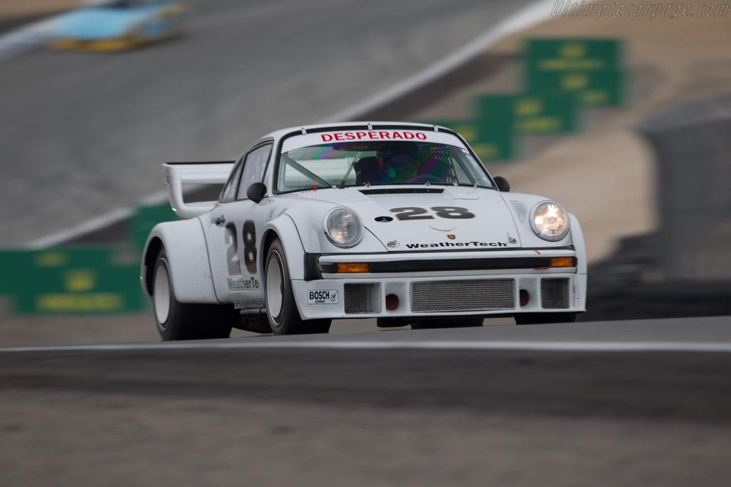 Porsche 934/5 - Chassis: 930 770 0960 - Entrant: David McNeil - Driver: Gunnar Jeannette  - 2017 Monterey Motorsports Reunion