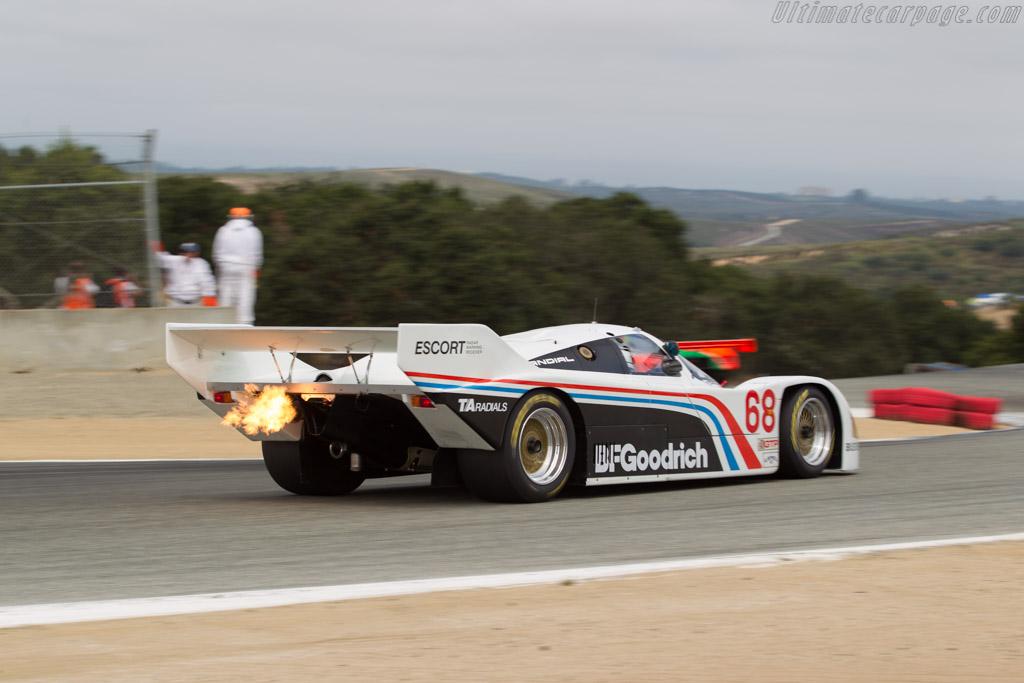 Porsche 962 - Chassis: 962-105 - Driver: Wade Carter  - 2017 Monterey Motorsports Reunion