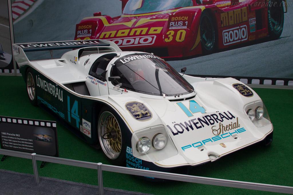 Porsche 962 - Chassis: 962-103   - 2017 Monterey Motorsports Reunion