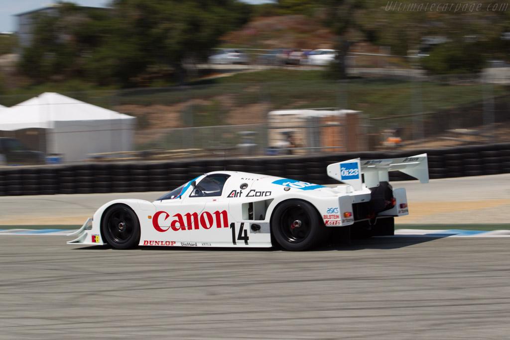 Porsche 962 TS - Chassis: 02C - Driver: Bruce Canepa  - 2017 Monterey Motorsports Reunion