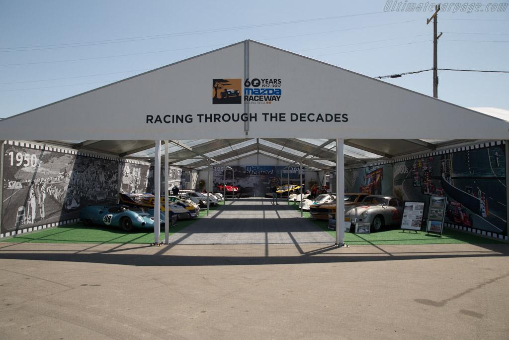 Sixty years of Laguna Seca    - 2017 Monterey Motorsports Reunion