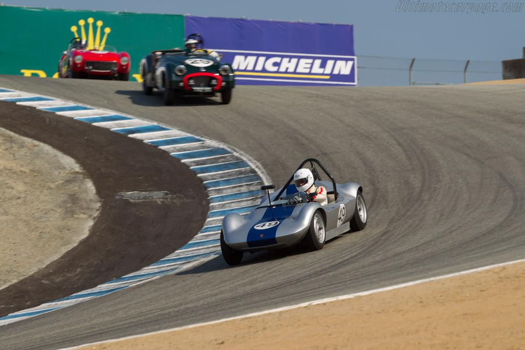 Thewes Porsche Special - Chassis: 001 - Driver: Pen Pendleton  - 2017 Monterey Motorsports Reunion