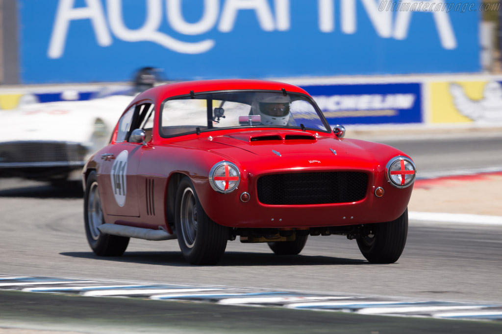 Victress C2 Coupe - Chassis: DRF121115 - Driver: Mike Leicester  - 2017 Monterey Motorsports Reunion