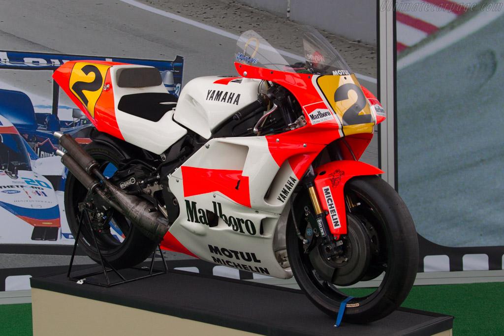 Yamaha YZR500    - 2017 Monterey Motorsports Reunion