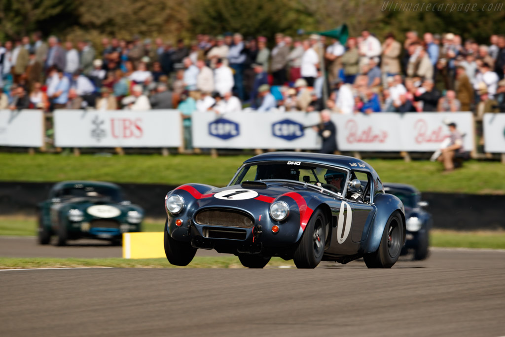 AC Shelby Cobra - Chassis: CSX2049 - Entrant: David Hart - Driver: David Hart / Olivier Hart  - 2018 Goodwood Revival