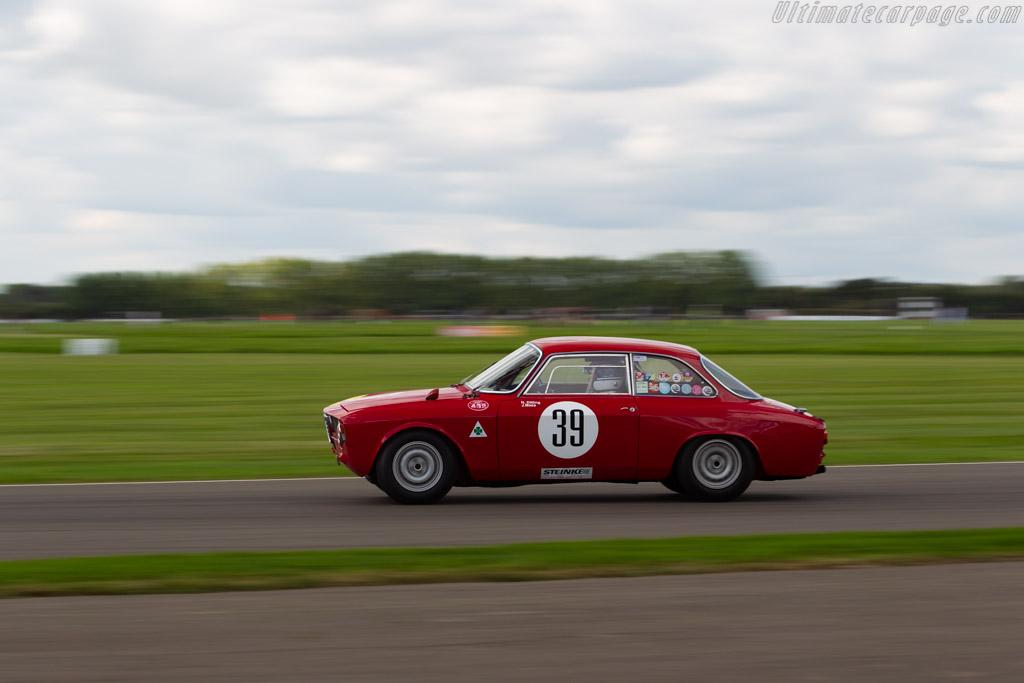 Alfa Romeo Giulia GTA - Chassis: AR613011 - Entrant: Thomas Steinke - Driver: Jochen Mass  - 2018 Goodwood Revival