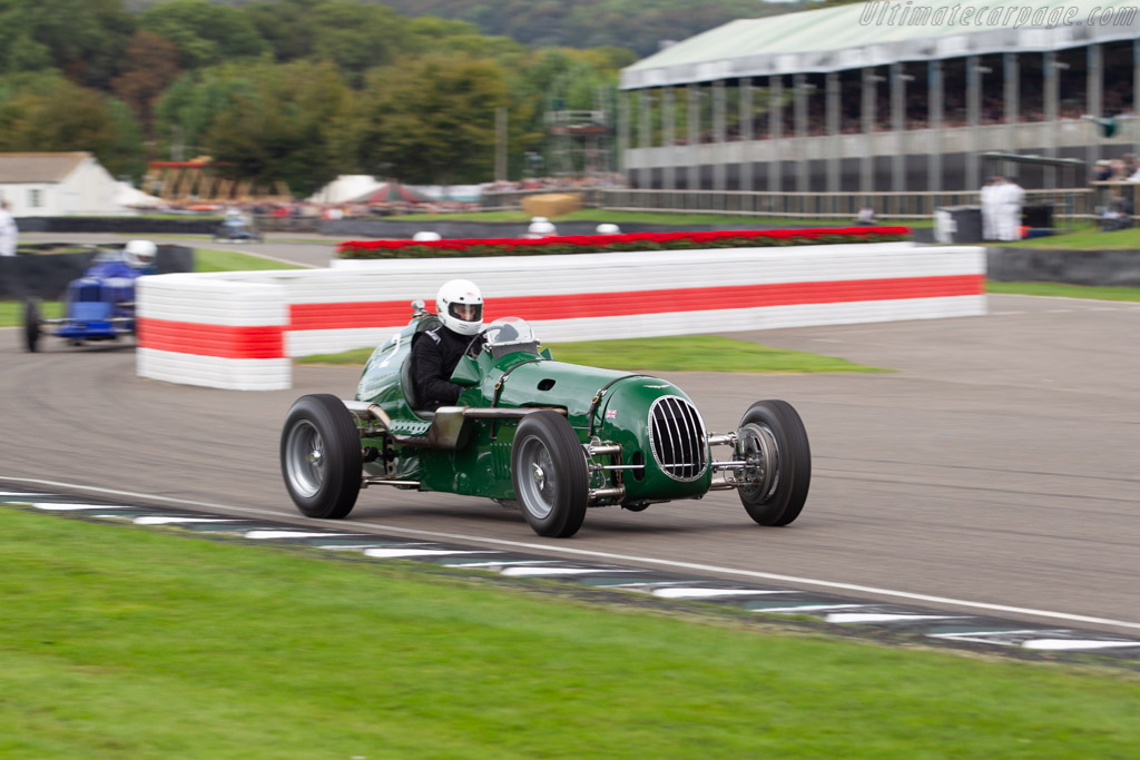 Alta 61 IS  - Entrant / Driver Ian Baxter  - 2018 Goodwood Revival