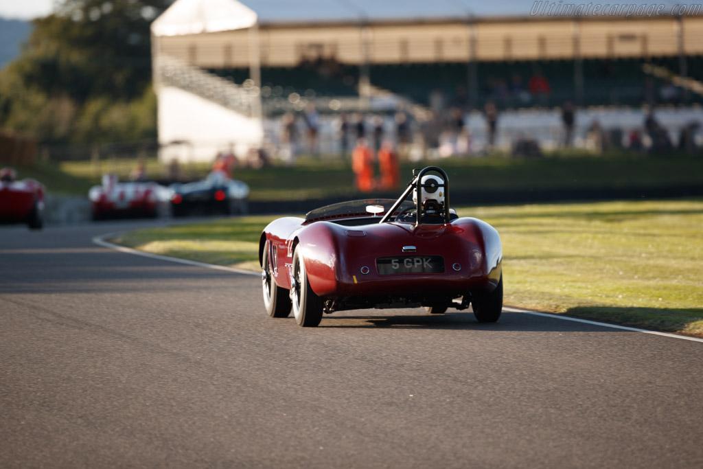 Alton Jaguar  - Entrant / Driver John Burton  - 2018 Goodwood Revival