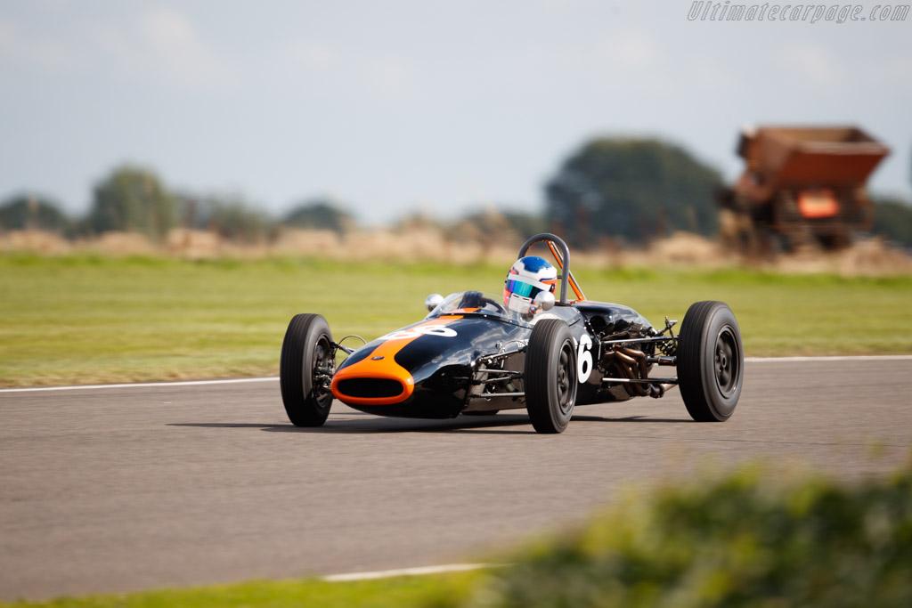 Brabham BT2  - Entrant / Driver Cameron Jackson  - 2018 Goodwood Revival