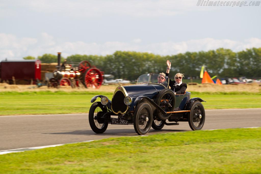 Bugatti    - 2018 Goodwood Revival