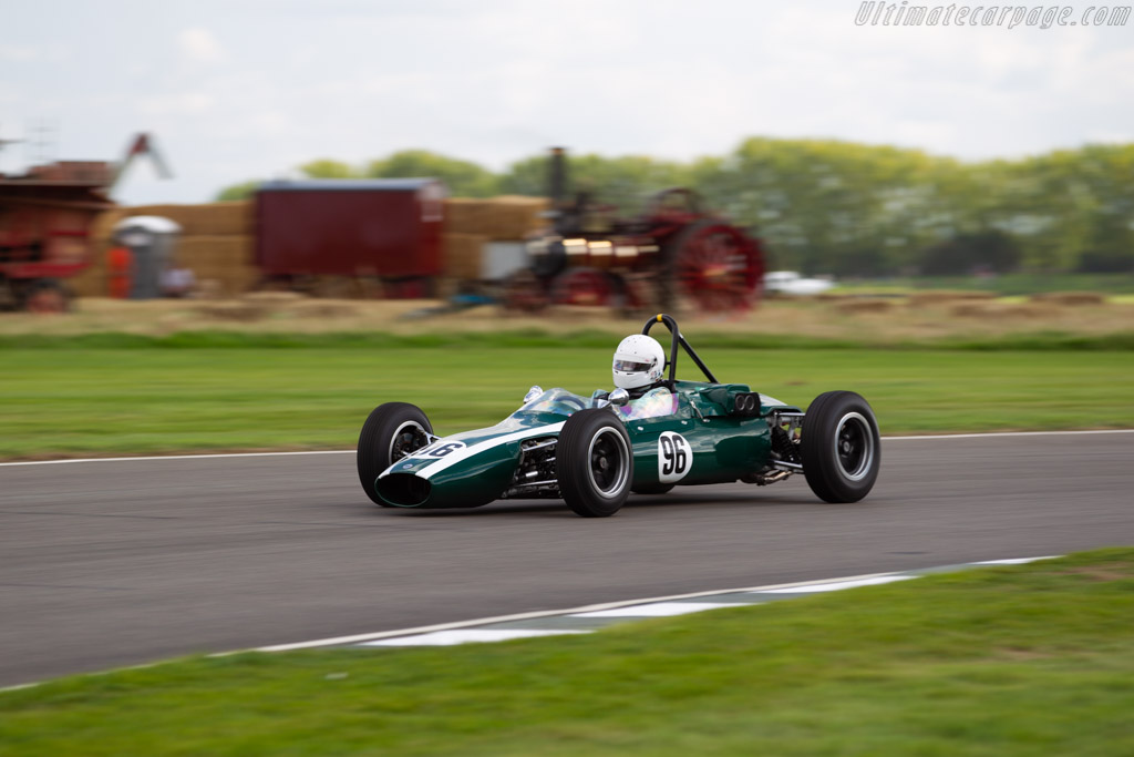 Cooper T65 BMC  - Entrant / Driver Malcolm Wishart  - 2018 Goodwood Revival