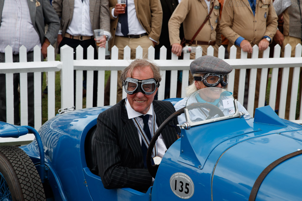 Delahaye 135S - Chassis: 47188 - Driver: Rob Walker  - 2018 Goodwood Revival
