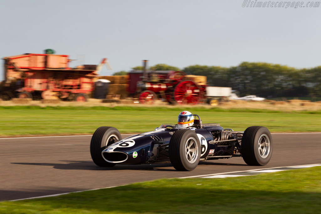 Eagle Mark 1 - Chassis: 104 - Entrant: Collier Museum - Driver: Derek Bell  - 2018 Goodwood Revival