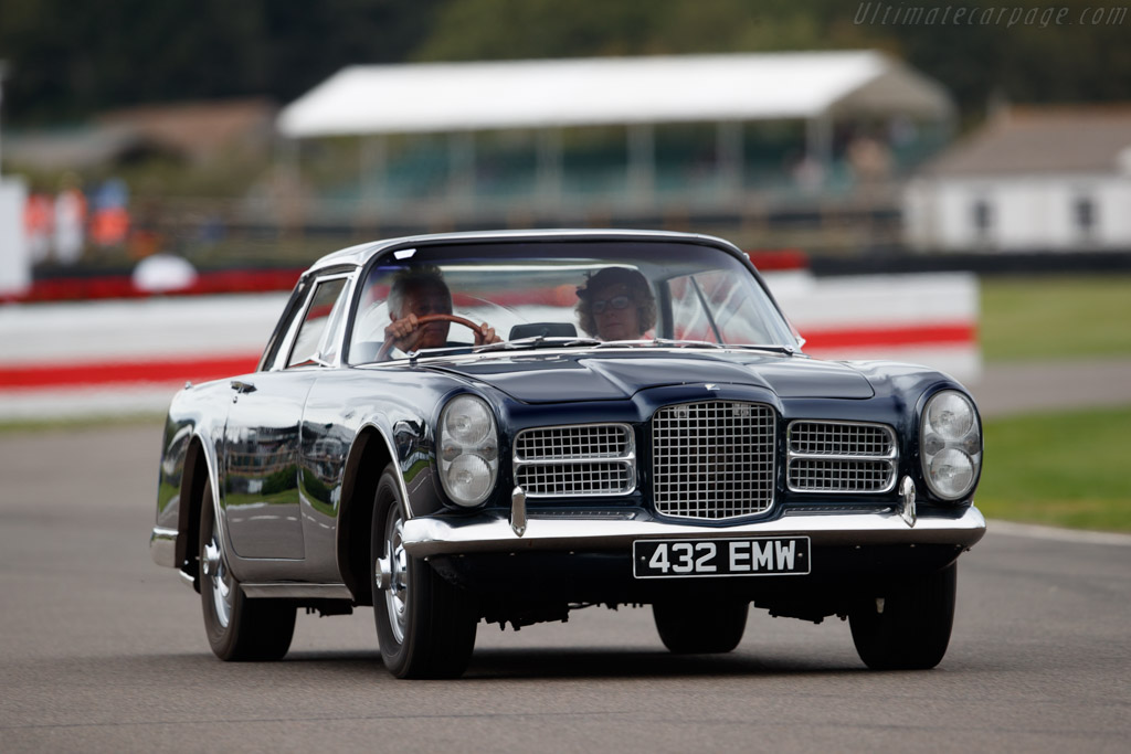 Facel Vega II    - 2018 Goodwood Revival