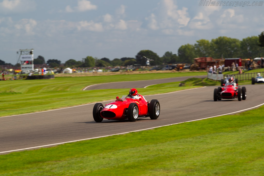 Ferrari 246 Dino  - Entrant / Driver Tony Best  - 2018 Goodwood Revival