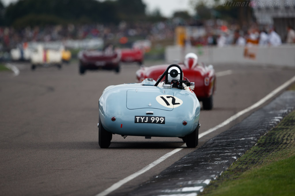 Frazer Nash Targa Florio  - Entrant / Driver Guy Harman  - 2018 Goodwood Revival