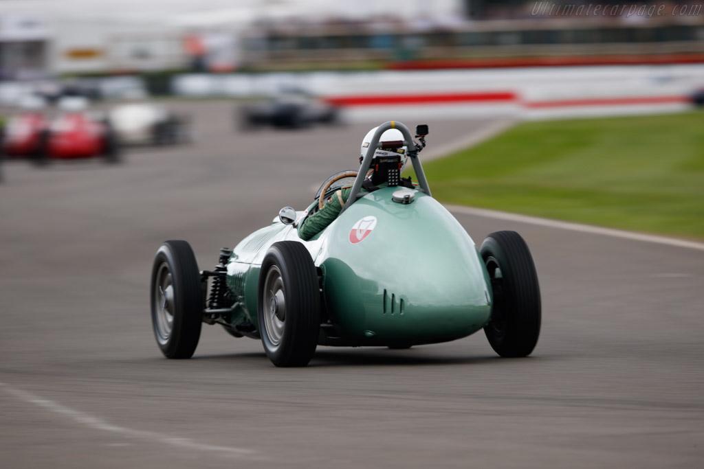 Kieft Climax GP  - Entrant / Driver Nigel Batchelor  - 2018 Goodwood Revival