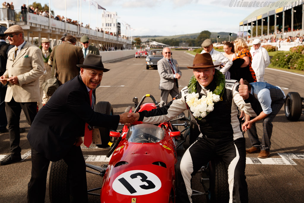 Larry Auriana and Joe Colasacco    - 2018 Goodwood Revival
