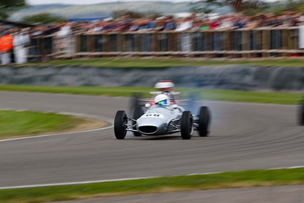 Lola Mk5A - Chassis: SL2-64 - Entrant / Driver James Murray  - 2018 Goodwood Revival